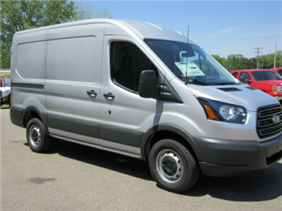 2018 Transit 250 Med Roof 4x2,  Empty Cargo Van #F4009 - photo 4