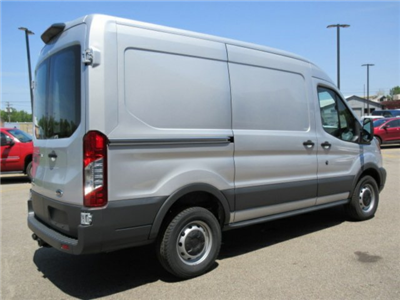2018 Transit 250 Med Roof 4x2,  Empty Cargo Van #F4009 - photo 5