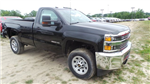 2016 Silverado 3500 Regular Cab 4x4, Pickup #GZ424189 - photo 1