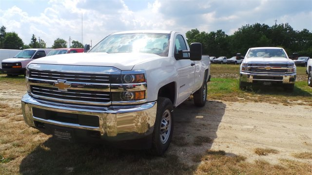 2017 Silverado 3500 Regular Cab 4x4, Pickup #HZ212319 - photo 1