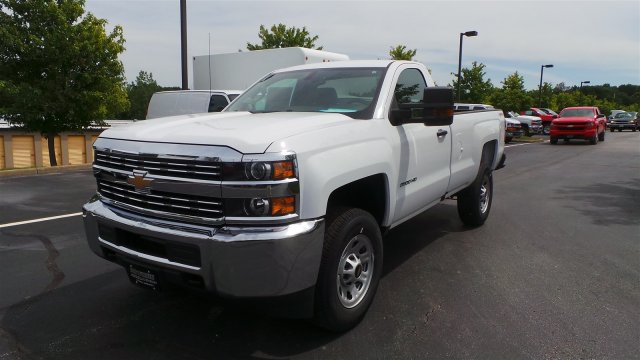 2017 Silverado 2500 Regular Cab 4x4, Pickup #HZ300121 - photo 5