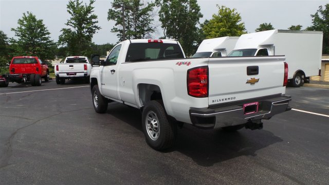 2017 Silverado 2500 Regular Cab 4x4, Pickup #HZ300121 - photo 6