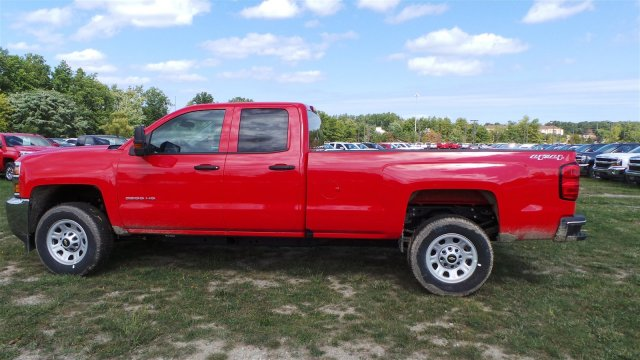 2017 Silverado 3500 Double Cab 4x4, Pickup #HZ387732 - photo 6