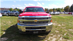 2017 Silverado 3500 Double Cab 4x4, Pickup #HZ387732 - photo 1