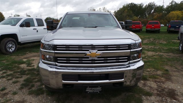 2017 Silverado 3500 Double Cab 4x4, Pickup #HZ390221 - photo 3