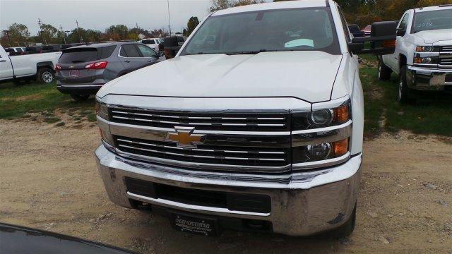 2017 Silverado 3500 Double Cab 4x4, Pickup #HZ399757 - photo 3