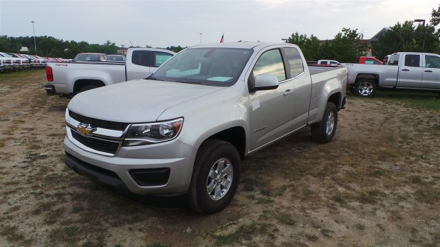 2018 Colorado Extended Cab 4x4, Pickup #J1104759 - photo 1