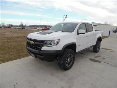 2018 Colorado Crew Cab 4x4,  Pickup #J1160081 - photo 1