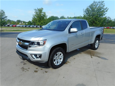 2018 Colorado Extended Cab 4x4,  Pickup #J1172019 - photo 1