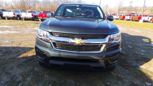 2018 Colorado Extended Cab 4x4, Pickup #J1205733 - photo 3