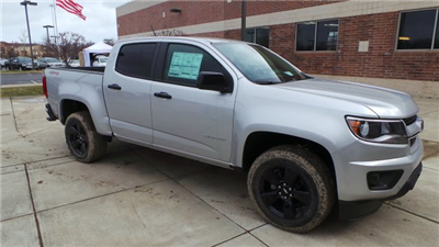 2018 Colorado Crew Cab 4x4,  Pickup #J1208974 - photo 1