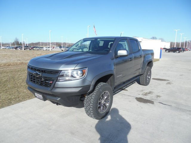 2018 Colorado Crew Cab 4x4,  Pickup #J1228919 - photo 1