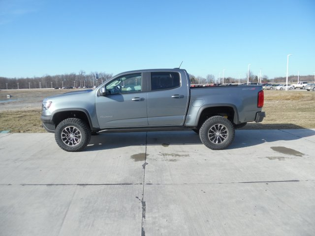 2018 Colorado Crew Cab 4x4, Pickup #J1228919 - photo 6