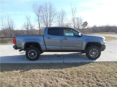 2018 Colorado Crew Cab 4x4,  Pickup #J1228919 - photo 12