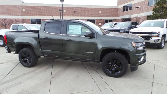 2018 Colorado Crew Cab 4x4,  Pickup #J1229904 - photo 1