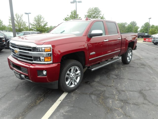 2018 Silverado 2500 Crew Cab 4x4,  Pickup #JF215126 - photo 1