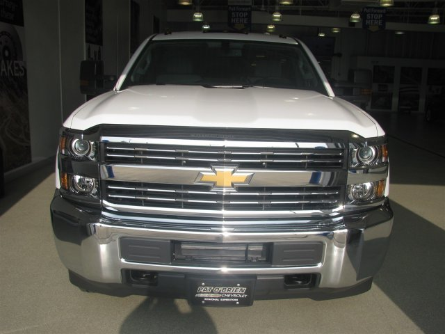 2018 Silverado 3500 Regular Cab 4x4, Chevrolet Pickup #JZ107521 - photo 5
