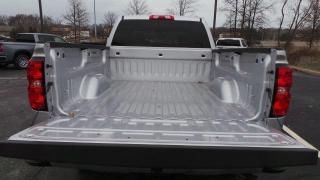 2019 Silverado 2500 Double Cab 4x4,  BOSS Snowplow Pickup #K1138001 - photo 7