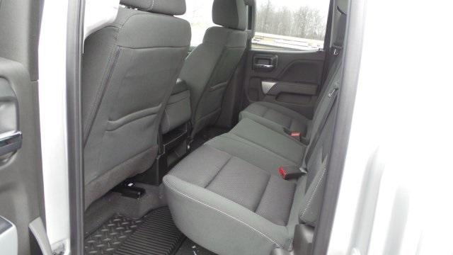 2019 Silverado 2500 Double Cab 4x4,  BOSS Snowplow Pickup #K1138001 - photo 10