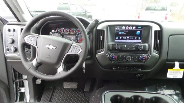 2019 Silverado 2500 Double Cab 4x4,  BOSS Snowplow Pickup #K1138001 - photo 11
