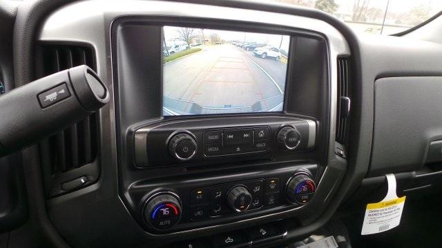 2019 Silverado 2500 Double Cab 4x4,  BOSS Snowplow Pickup #K1138001 - photo 14