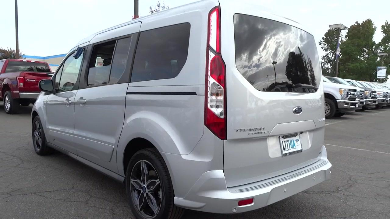 2017 Transit Connect, Passenger Wagon #H1292997 - photo 6