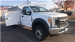 2017 F-450 Regular Cab DRW, Scelzi Service Body #HDA08323 - photo 1
