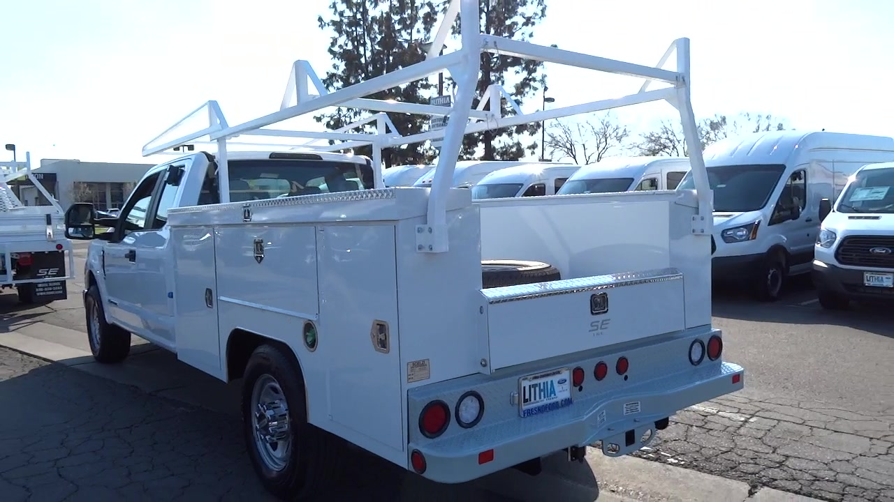 2017 F-350 Super Cab, Scelzi Service Body #HEB94003 - photo 10