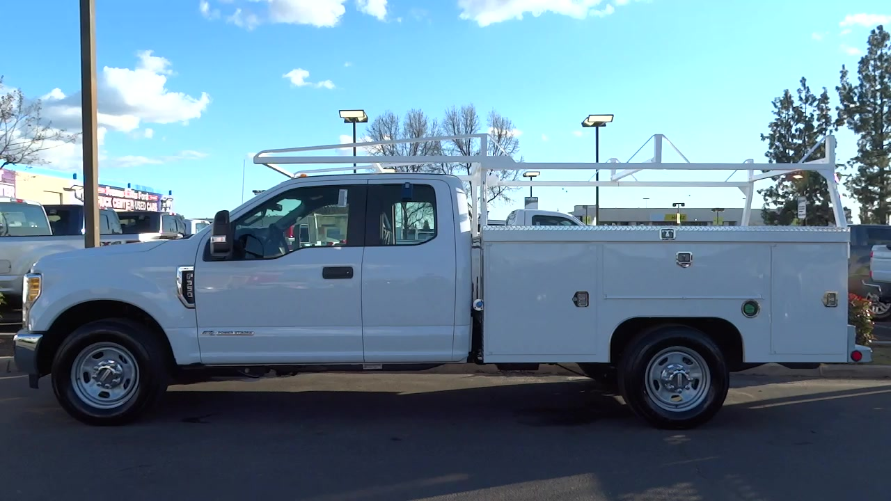 2017 F-350 Super Cab, Scelzi Service Body #HEB94003 - photo 4
