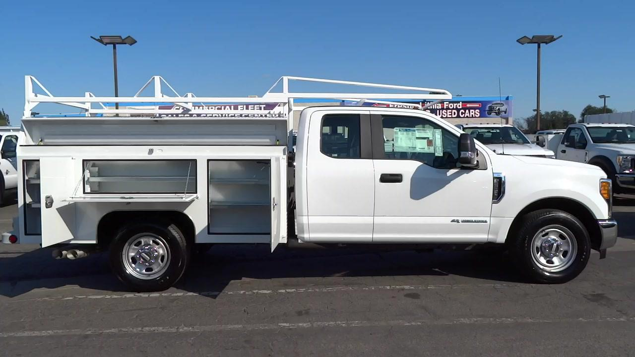 2017 F-350 Super Cab, Scelzi Service Body #HEB94003 - photo 3