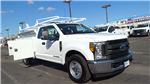 2017 F-350 Super Cab, Scelzi Service Body #HEB94003 - photo 1