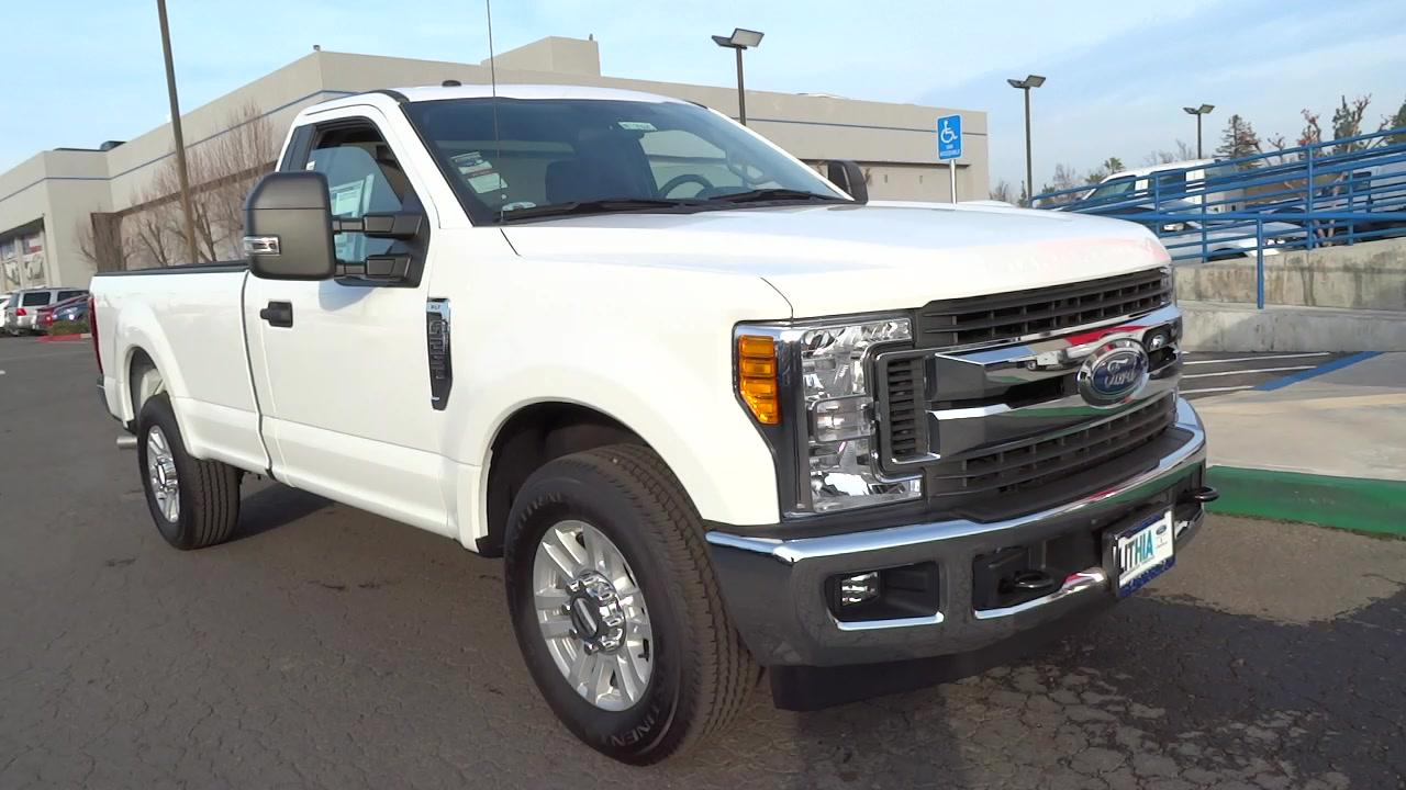 2017 F-250 Regular Cab, Pickup #HEC09685 - photo 1