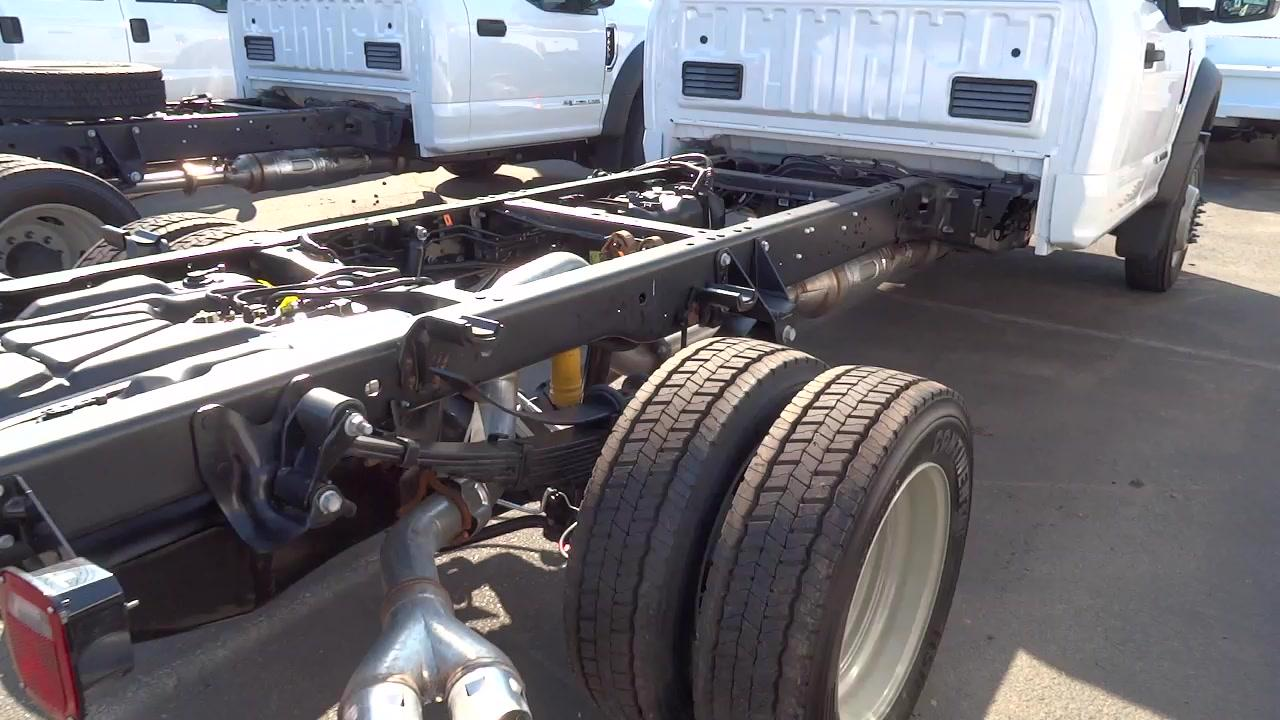 2017 F-450 Regular Cab DRW, Cab Chassis #HEC63838 - photo 2