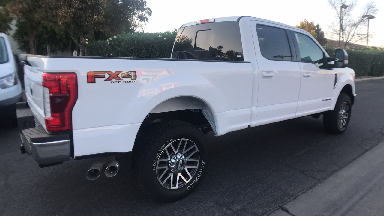 2017 F-250 Crew Cab 4x4 Pickup #HED19439 - photo 5