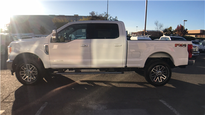 2017 F-250 Crew Cab 4x4 Pickup #HEE71946 - photo 9