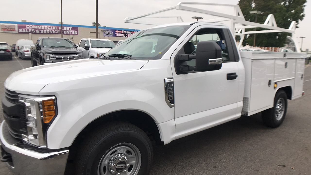 2017 F-250 Regular Cab, Scelzi Signature Service Service Body #HEE87649 - photo 1