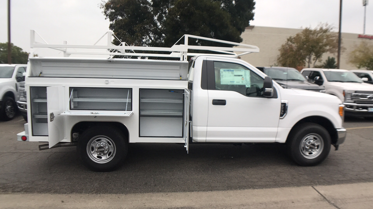 2017 F-250 Regular Cab, Scelzi Signature Service Service Body #HEE87649 - photo 4