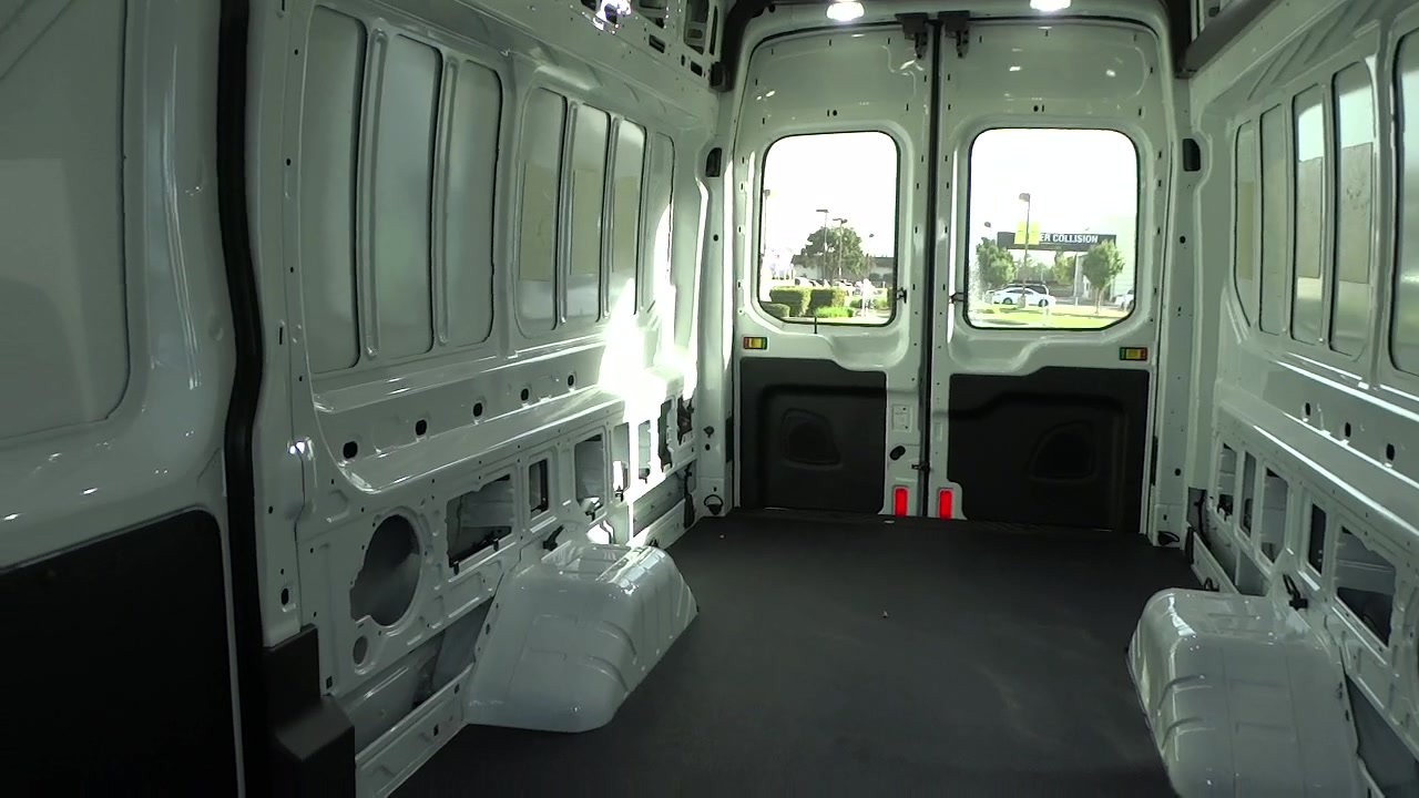 2017 Transit 350 HD High Roof DRW, Cargo Van #HKA01456 - photo 13