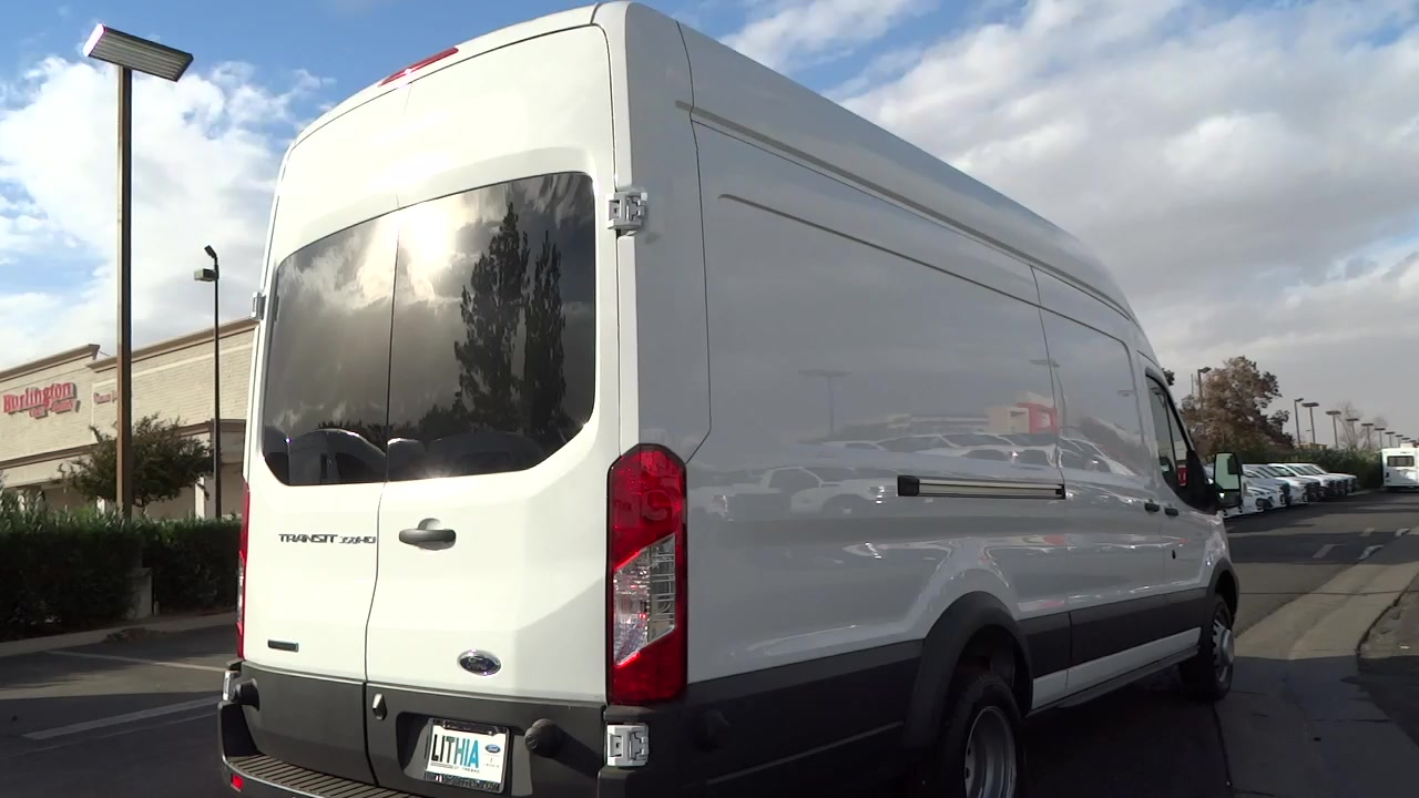2017 Transit 350 HD High Roof DRW, Cargo Van #HKA01456 - photo 2