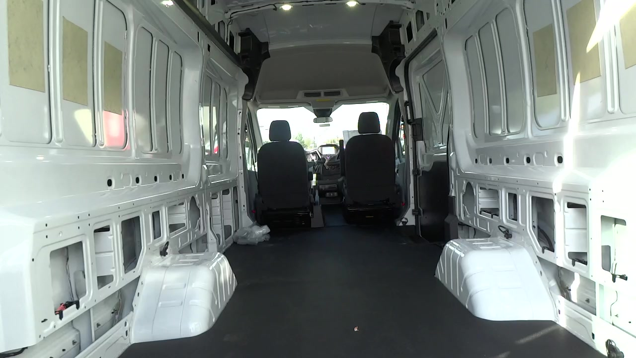 2017 Transit 350 HD High Roof DRW, Cargo Van #HKA01456 - photo 5