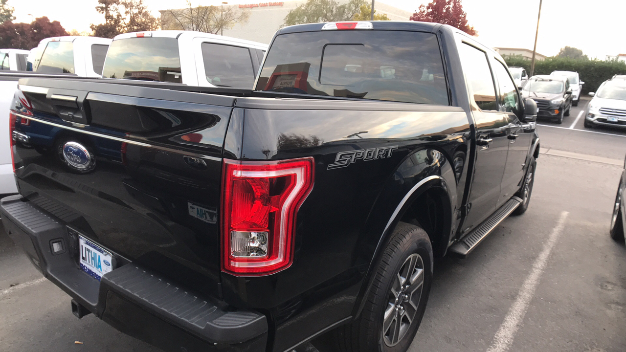 2017 F-150 Super Cab Pickup #HKD72772 - photo 6