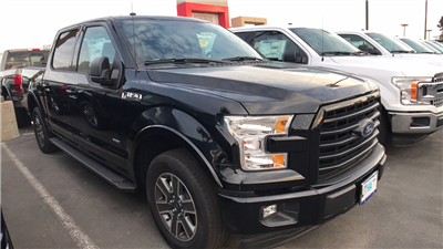 2017 F-150 Super Cab Pickup #HKD72772 - photo 4