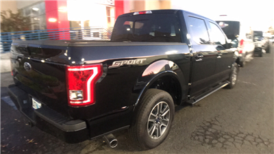 2017 F-150 Super Cab Pickup #HKD72772 - photo 5