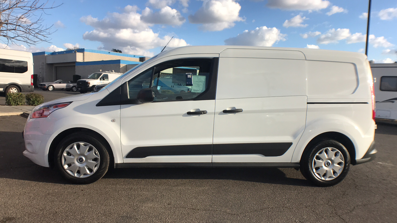 2018 Transit Connect 4x2,  Empty Cargo Van #J1351738 - photo 9
