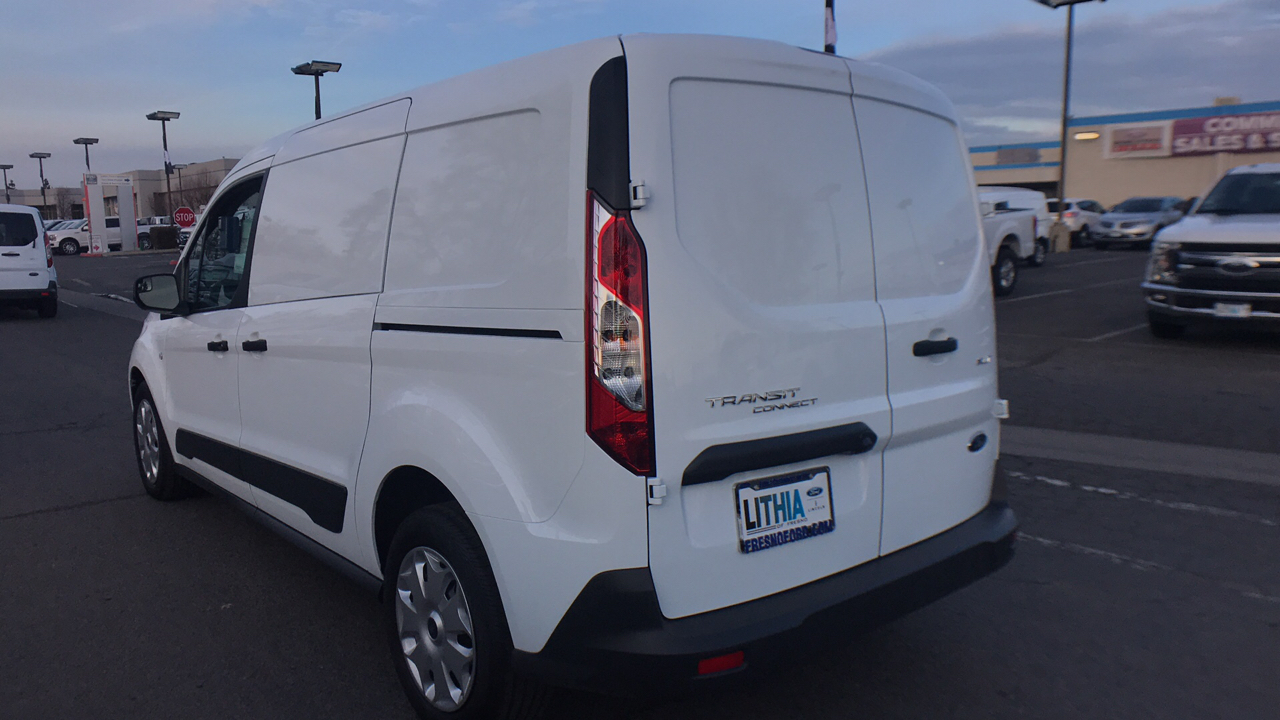 2018 Transit Connect 4x2,  Empty Cargo Van #J1356314 - photo 10