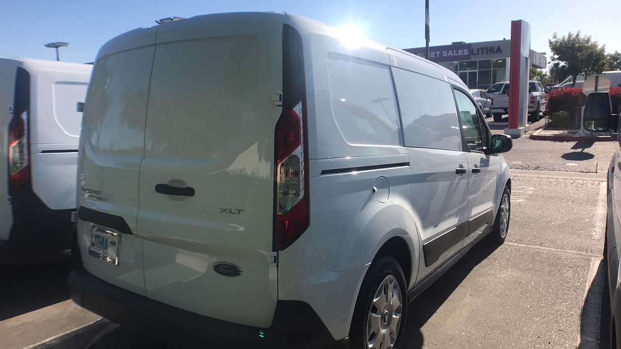 2018 Transit Connect, Cargo Van #J1361334 - photo 4