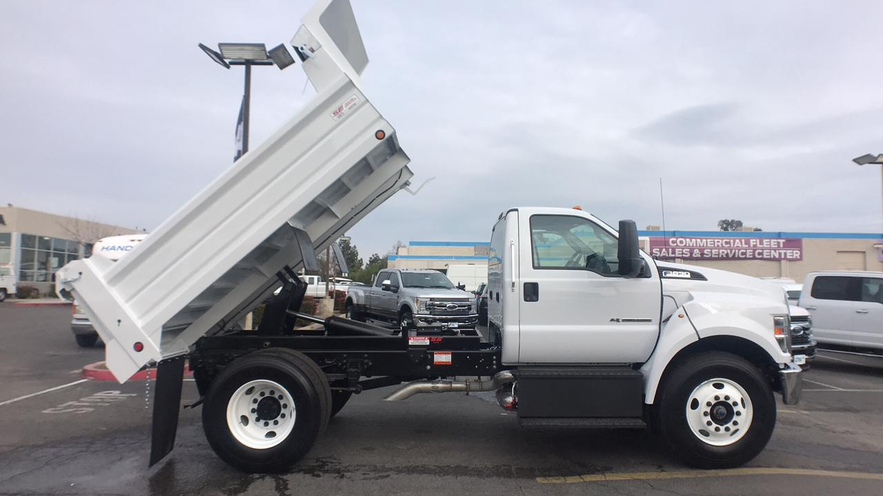 2018 F-650 Regular Cab DRW, Scelzi Dump Body #JDF02111 - photo 4