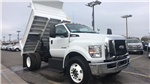 2018 F-650 Regular Cab DRW 4x2,  Scelzi Dump Body #JDF02111 - photo 1