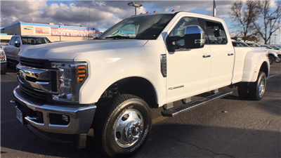 2018 F-350 Crew Cab DRW 4x4, Pickup #JEB20761 - photo 1