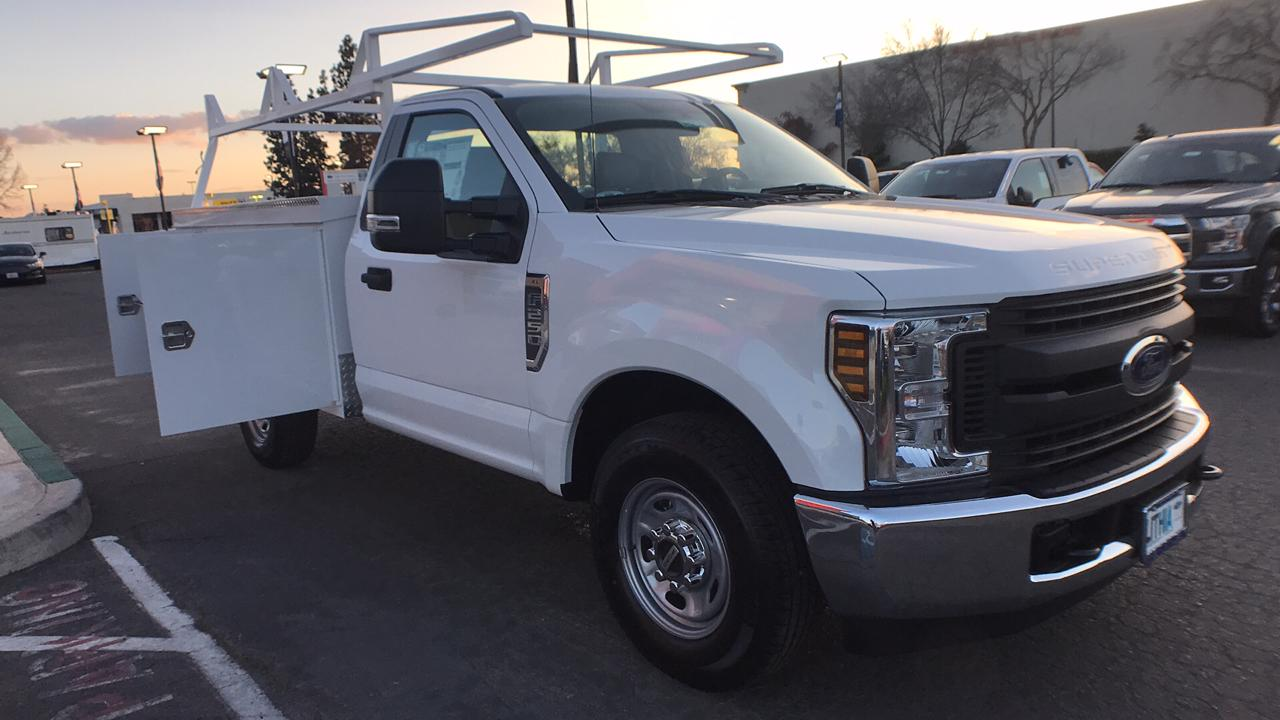 2018 F-250 Regular Cab, Service Body #JEB24363 - photo 3